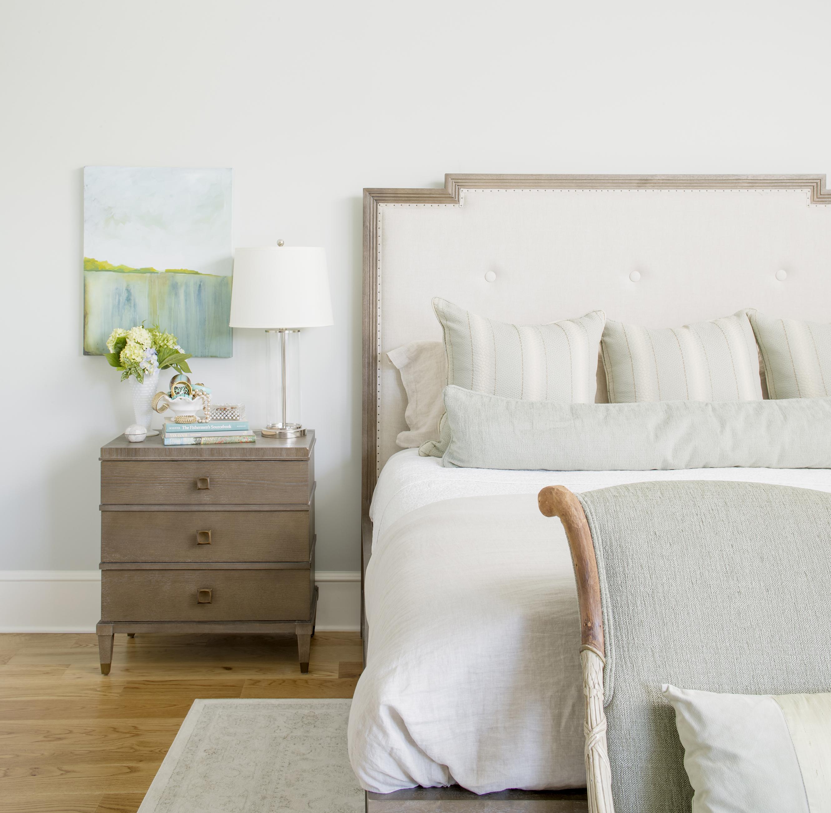 Bedroom. Photo by Beau Kester