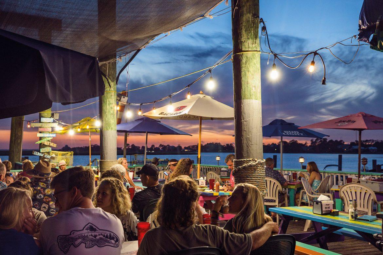 Best Waterfront Dining Winner Aj S Dockside Photo By Colin Douglas Gray