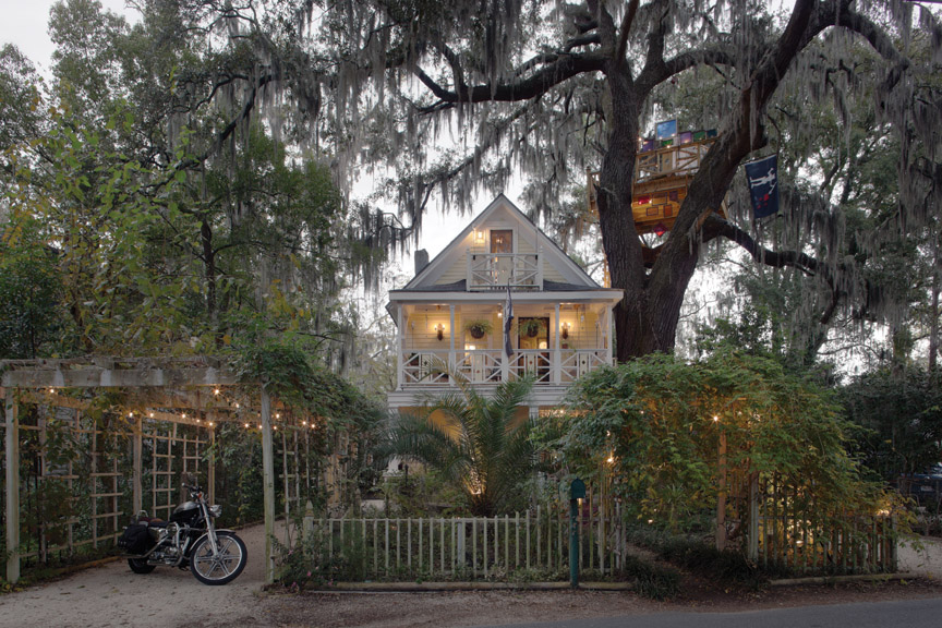 The Storybook Cottage - Savannah Magazine
